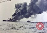 Image of USS Bunker Hill Pacific Ocean, 1945, second 52 stock footage video 65675050857