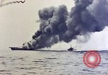Image of USS Bunker Hill Pacific Ocean, 1945, second 53 stock footage video 65675050857