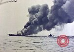 Image of USS Bunker Hill Pacific Ocean, 1945, second 54 stock footage video 65675050857