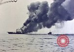 Image of USS Bunker Hill Pacific Ocean, 1945, second 55 stock footage video 65675050857