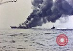 Image of USS Bunker Hill Pacific Ocean, 1945, second 57 stock footage video 65675050857