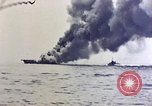 Image of USS Bunker Hill Pacific Ocean, 1945, second 58 stock footage video 65675050857
