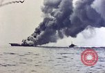 Image of USS Bunker Hill Pacific Ocean, 1945, second 59 stock footage video 65675050857
