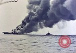 Image of USS Bunker Hill Pacific Ocean, 1945, second 61 stock footage video 65675050857