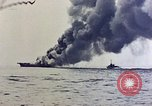 Image of USS Bunker Hill Pacific Ocean, 1945, second 62 stock footage video 65675050857
