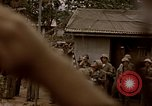Image of American flag raising ceremony Saipan Northern Mariana Islands, 1944, second 5 stock footage video 65675050871