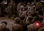 Image of American flag raising ceremony Saipan Northern Mariana Islands, 1944, second 10 stock footage video 65675050871
