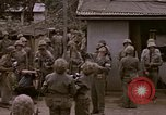 Image of American flag raising ceremony Saipan Northern Mariana Islands, 1944, second 21 stock footage video 65675050871