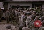 Image of American flag raising ceremony Saipan Northern Mariana Islands, 1944, second 25 stock footage video 65675050871