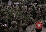 Image of American flag raising ceremony Saipan Northern Mariana Islands, 1944, second 31 stock footage video 65675050871