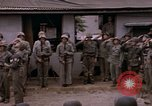 Image of American flag raising ceremony Saipan Northern Mariana Islands, 1944, second 48 stock footage video 65675050871