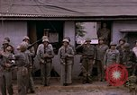 Image of American flag raising ceremony Saipan Northern Mariana Islands, 1944, second 58 stock footage video 65675050871