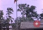 Image of American flag raising ceremony Saipan Northern Mariana Islands, 1944, second 62 stock footage video 65675050871