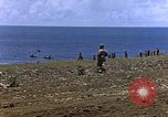 Image of Japanese prisoners and civilians Saipan Northern Mariana Islands, 1944, second 4 stock footage video 65675050876