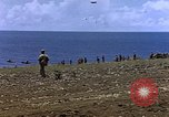 Image of Japanese prisoners and civilians Saipan Northern Mariana Islands, 1944, second 6 stock footage video 65675050876