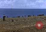 Image of Japanese prisoners and civilians Saipan Northern Mariana Islands, 1944, second 7 stock footage video 65675050876