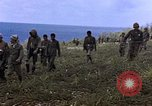 Image of Japanese prisoners and civilians Saipan Northern Mariana Islands, 1944, second 23 stock footage video 65675050876
