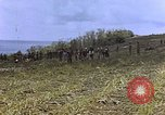 Image of Japanese prisoners and civilians Saipan Northern Mariana Islands, 1944, second 26 stock footage video 65675050876