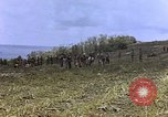 Image of Japanese prisoners and civilians Saipan Northern Mariana Islands, 1944, second 27 stock footage video 65675050876