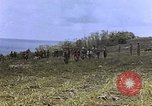 Image of Japanese prisoners and civilians Saipan Northern Mariana Islands, 1944, second 29 stock footage video 65675050876