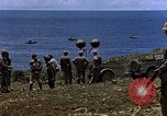 Image of Japanese prisoners and civilians Saipan Northern Mariana Islands, 1944, second 30 stock footage video 65675050876