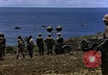 Image of Japanese prisoners and civilians Saipan Northern Mariana Islands, 1944, second 32 stock footage video 65675050876