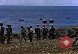 Image of Japanese prisoners and civilians Saipan Northern Mariana Islands, 1944, second 33 stock footage video 65675050876