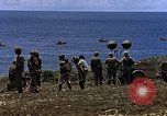 Image of Japanese prisoners and civilians Saipan Northern Mariana Islands, 1944, second 34 stock footage video 65675050876