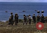 Image of Japanese prisoners and civilians Saipan Northern Mariana Islands, 1944, second 35 stock footage video 65675050876