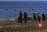 Image of Japanese prisoners and civilians Saipan Northern Mariana Islands, 1944, second 36 stock footage video 65675050876