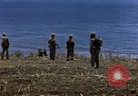 Image of Japanese prisoners and civilians Saipan Northern Mariana Islands, 1944, second 39 stock footage video 65675050876