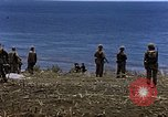Image of Japanese prisoners and civilians Saipan Northern Mariana Islands, 1944, second 40 stock footage video 65675050876