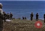 Image of Japanese prisoners and civilians Saipan Northern Mariana Islands, 1944, second 41 stock footage video 65675050876