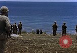 Image of Japanese prisoners and civilians Saipan Northern Mariana Islands, 1944, second 42 stock footage video 65675050876