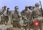 Image of Japanese prisoners and civilians Saipan Northern Mariana Islands, 1944, second 49 stock footage video 65675050876