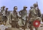 Image of Japanese prisoners and civilians Saipan Northern Mariana Islands, 1944, second 50 stock footage video 65675050876