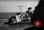 Image of USS Sigsbee Pacific Ocean, 1945, second 52 stock footage video 65675050881