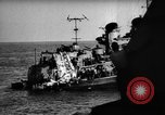 Image of USS Sigsbee Pacific Ocean, 1945, second 55 stock footage video 65675050881
