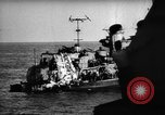 Image of USS Sigsbee Pacific Ocean, 1945, second 59 stock footage video 65675050881