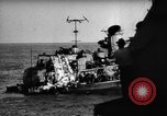 Image of USS Sigsbee Pacific Ocean, 1945, second 60 stock footage video 65675050881
