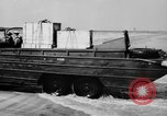 Image of DUKWs United States USA, 1943, second 49 stock footage video 65675050923