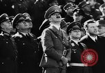 Image of Celebration parade in Vienna during Anschluss Vienna Austria, 1938, second 11 stock footage video 65675050928