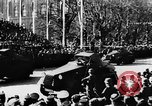 Image of Celebration parade in Vienna during Anschluss Vienna Austria, 1938, second 37 stock footage video 65675050928