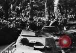 Image of Celebration parade in Vienna during Anschluss Vienna Austria, 1938, second 43 stock footage video 65675050928