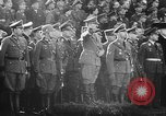 Image of Celebration parade in Vienna during Anschluss Vienna Austria, 1938, second 54 stock footage video 65675050928