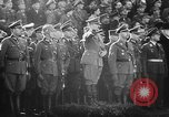 Image of Celebration parade in Vienna during Anschluss Vienna Austria, 1938, second 55 stock footage video 65675050928