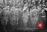 Image of Celebration parade in Vienna during Anschluss Vienna Austria, 1938, second 56 stock footage video 65675050928