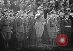 Image of Celebration parade in Vienna during Anschluss Vienna Austria, 1938, second 57 stock footage video 65675050928
