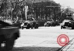 Image of Celebration parade in Vienna during Anschluss Vienna Austria, 1938, second 61 stock footage video 65675050928