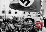 Image of German Anschluss occupation of cities Austria, 1938, second 1 stock footage video 65675050932